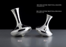 Decanter trottola