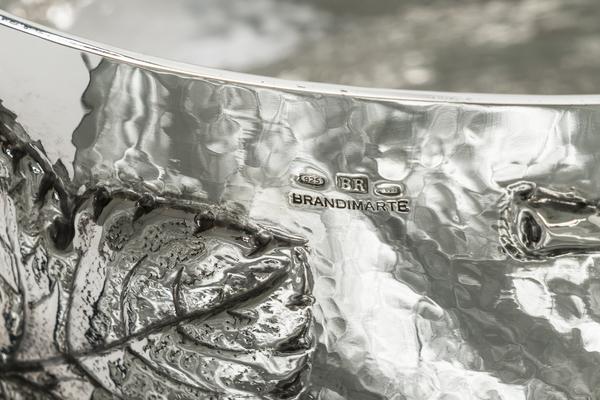 Il cesello d'argento